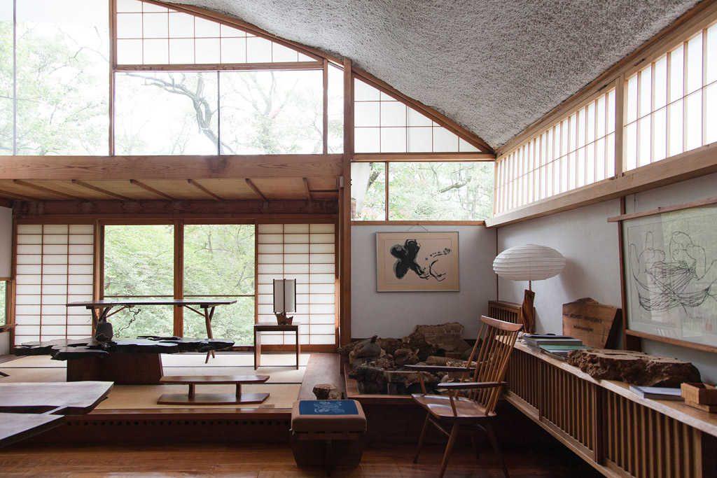 Casa japonesa tradicional