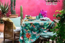 Decorar con cactus y suculentas