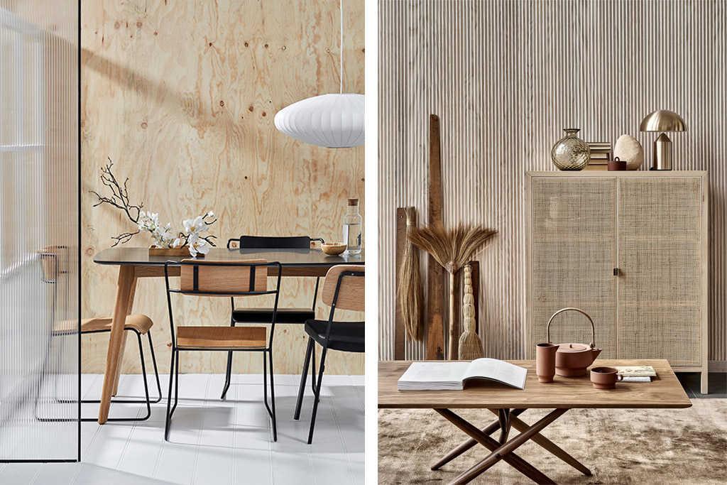 Japandi la ltima tendencia en el dise o de interiores nomadbubbles - Columnas decoracion interiores ...