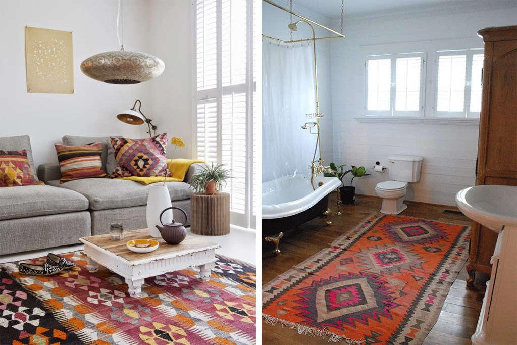 Kilims todas sus claves para decorar tu hogar nomadbubbles for Kilim alfombras online