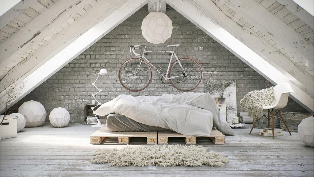 Muebles y decoración con palets