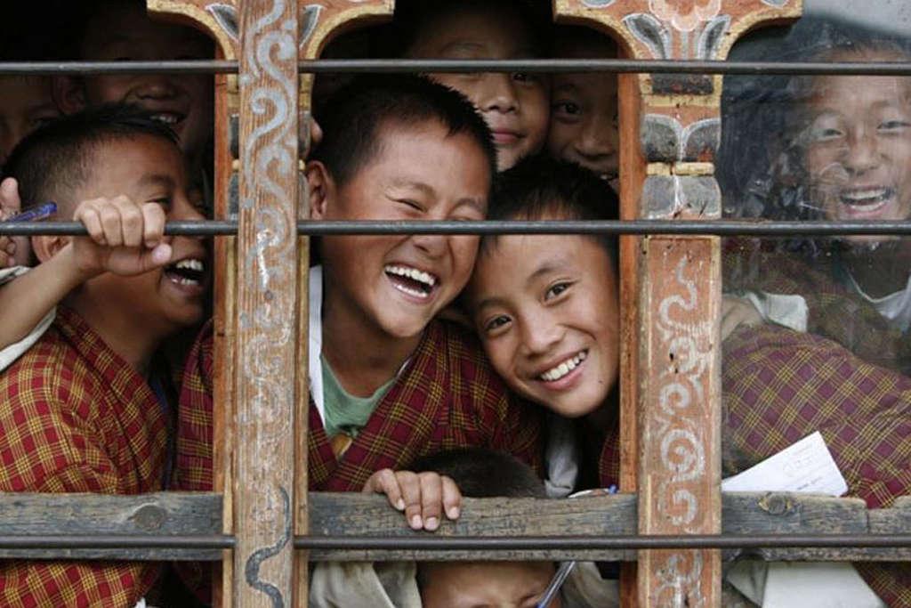Buthán: El país de la felicidad