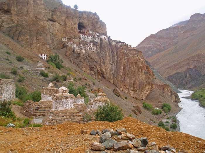 monasterio maontañas