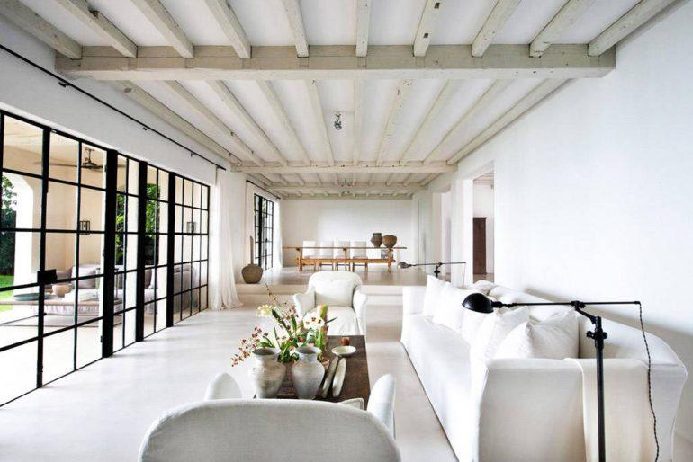 La casa de Calvin Klein en Miami Beach