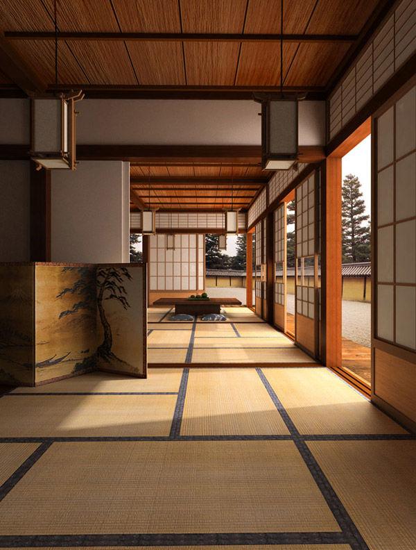 Habitación tradicional japonesa