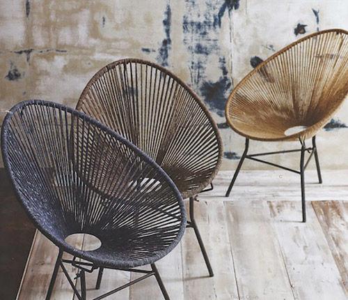 La silla Acapulco, un icono del diseño industrial