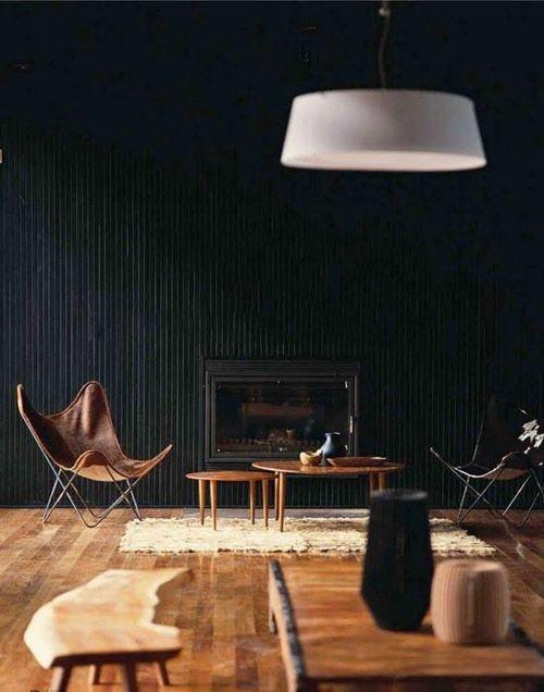 Mezcla de colores y texturas en la decoración del hogar