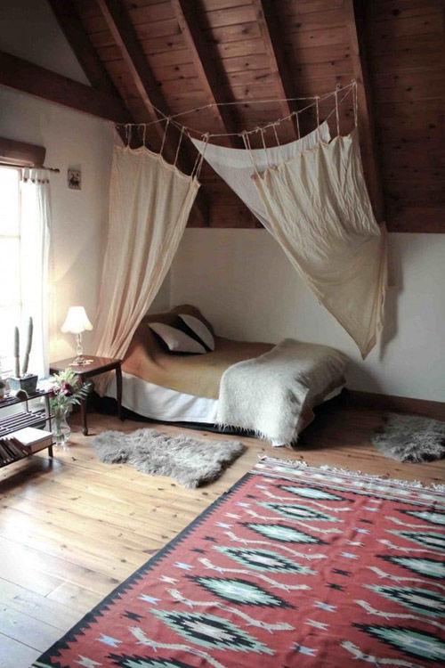 Kilims de lana en la decoración del hogar