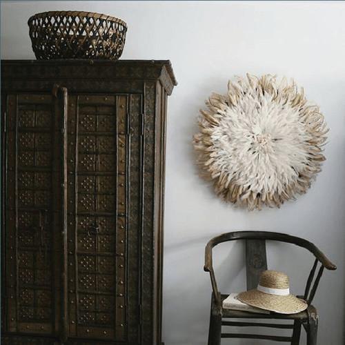 Juju Hats y la decoración africana