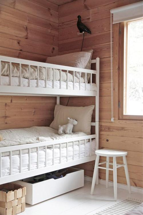 funcionalidad en los interiores del hogar escandinavo