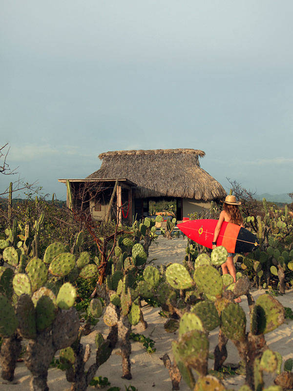 Hotel Escondido México