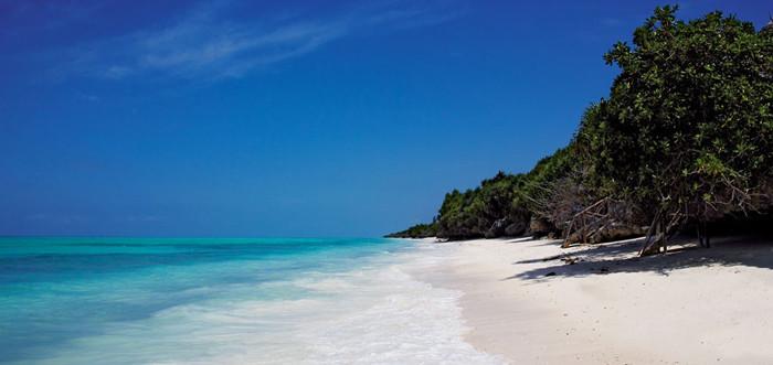 Nungwi beach Zanzíbar
