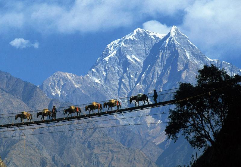 Trekking en el circuito del Annapurna