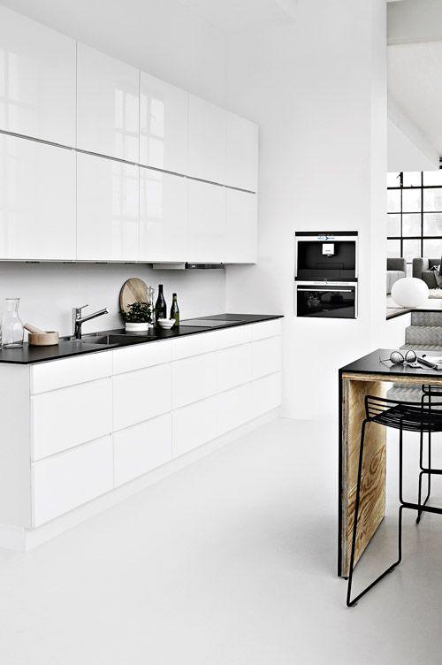 decoración y diseño de cocinas nórdicas
