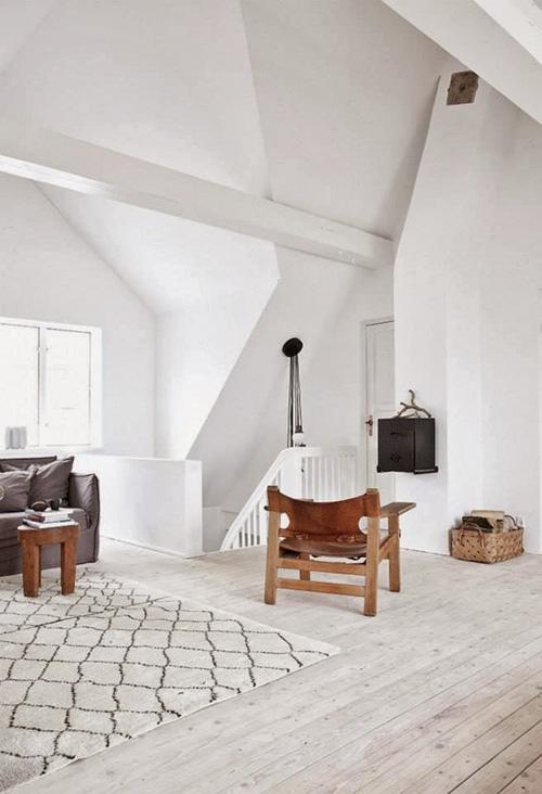 las alfombras beni ouarain en el mundo del interiorismo
