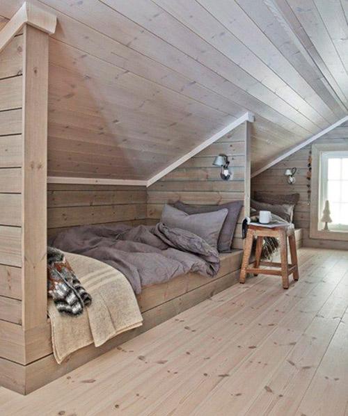 lineas rectas y simples en los interiores nórdicos