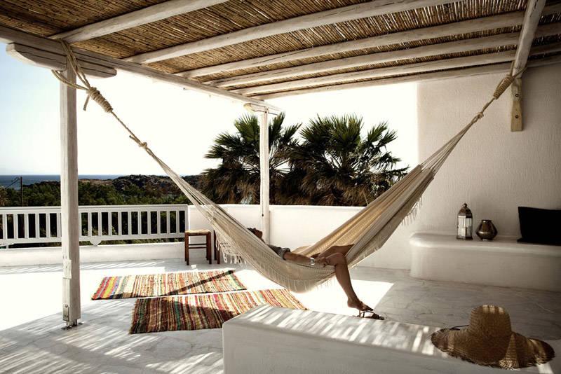 San giorgio hotel en la isla de mykonos