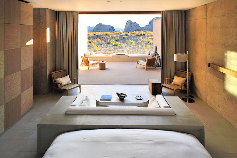 Amangiri hotel spa