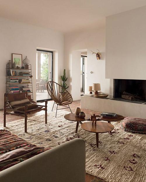 La silla Acapulco en la decoración del hogar