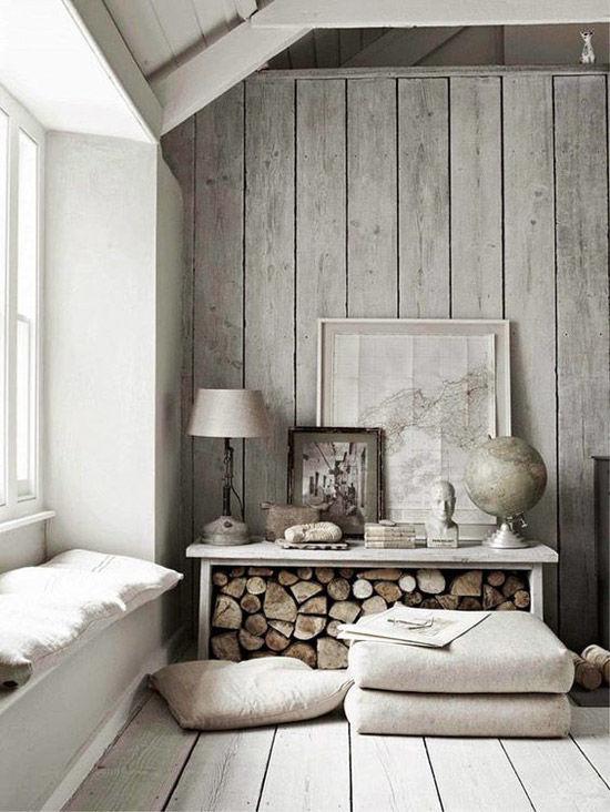 La madera en las casas escandinavas