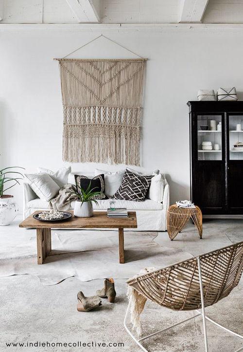 Muebles de mimbre todas sus virtudes para decorar for Fabrica de canastas de mimbre