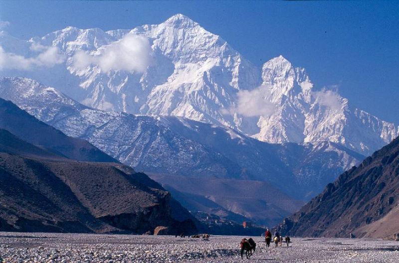 El rio Kali Gandaki