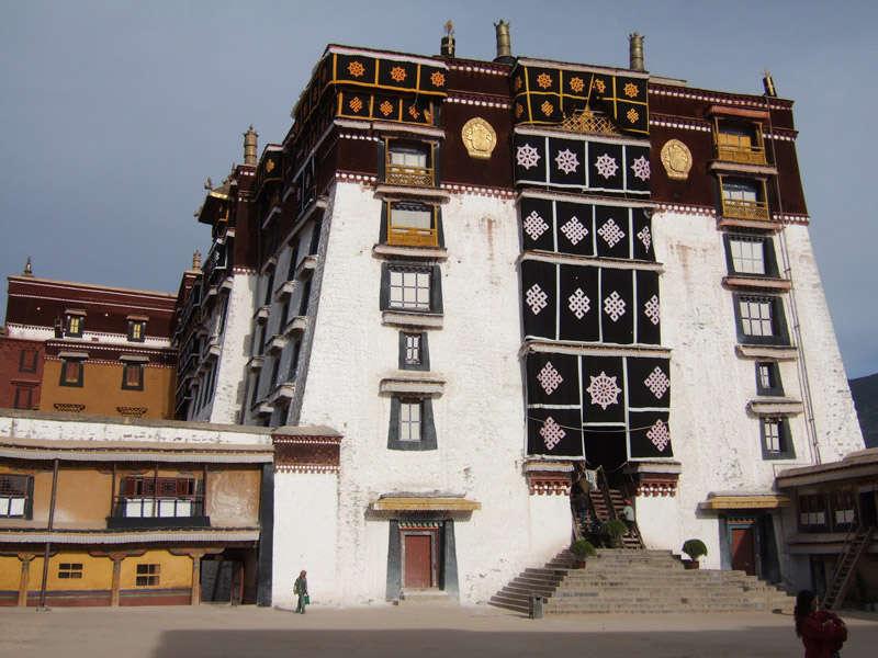 La zona del Dalai Lama