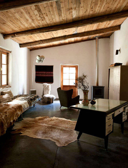Decoraci n de casas rurales con mucho rollo nomadbubbles for Casas rusticas interiores