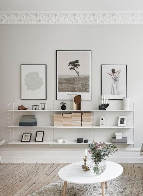 espacios de inspiración nórdica