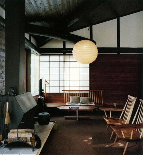 Decoración de las casas japonesas