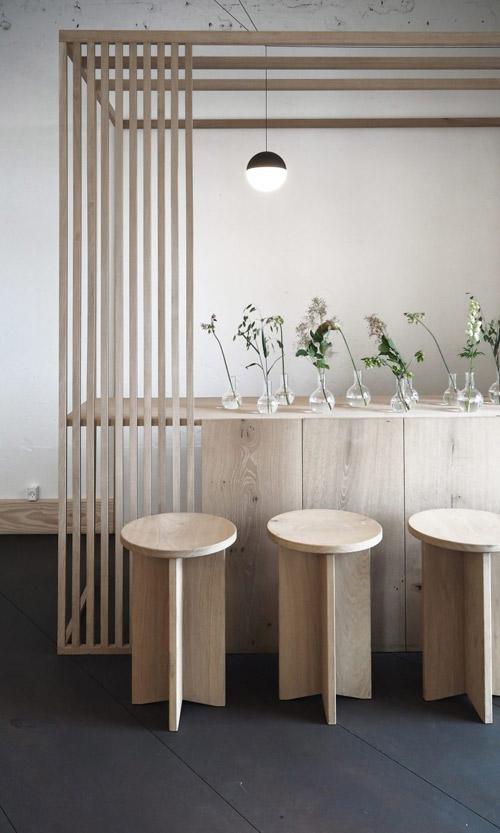plantas de interior para una decoración de estilo japandi