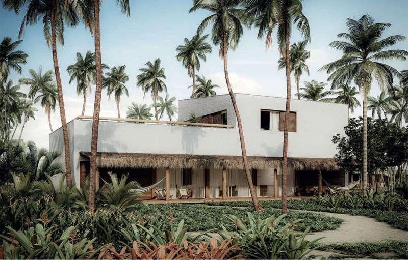 Villas Resort & Hotel Fasano en Trancoso