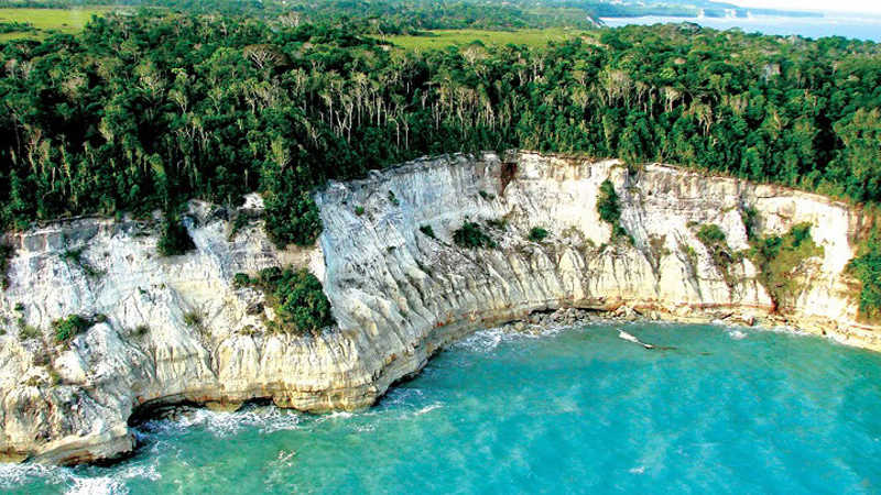 Praia da Pedra Grande en Trancoso