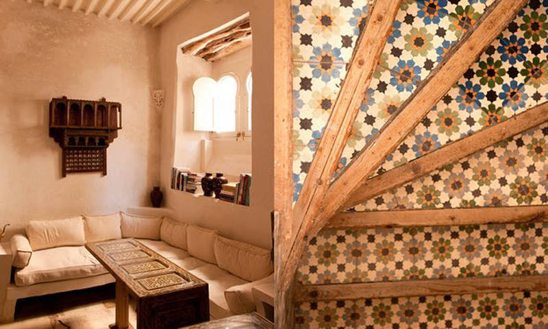 Riad Malaika en la Medina de Essaouira