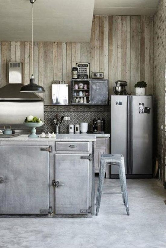 Cocinas De Campo Rusticas | Cocinas Rusticas Las Mejores Ideas E Imagenes Nomadbubbles