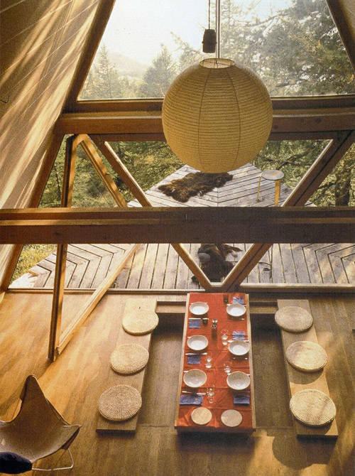 Armonía en la decoración de estilo zen