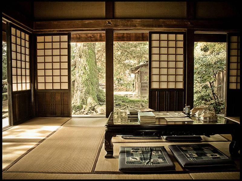 arquitectura en madera y papel