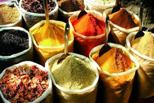 Especias de Zanzíbar