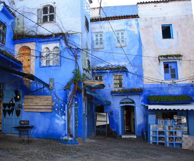 Chaouen: La ciudad azul de Marruecos