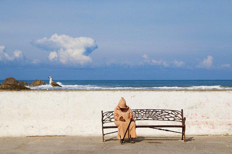 La ciudad de Essaouira es un mundo aparte dentro de Marruecos