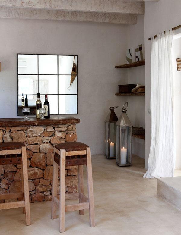 Una maravillosa casa en Formentera
