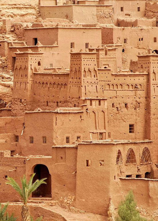 Ait Ben Haddou en Marruecos