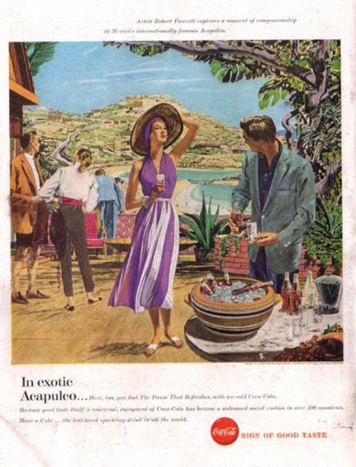 Acapulco años 50