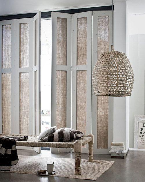 cama de estilo indio en la decoración de interiores