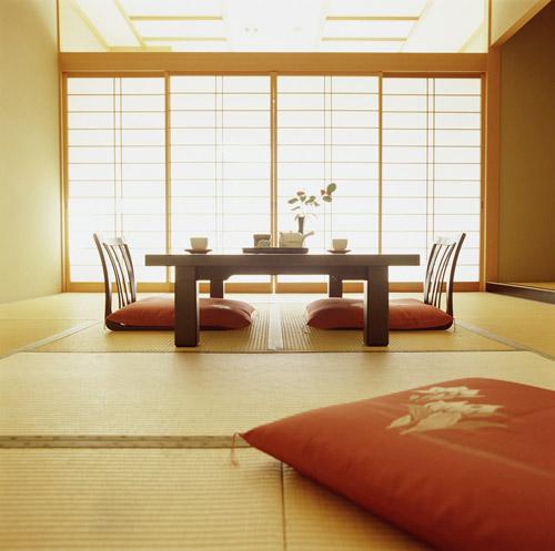 Un hogar japones