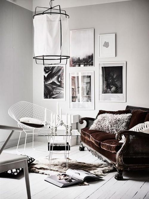 espacios de estilo escandinavo