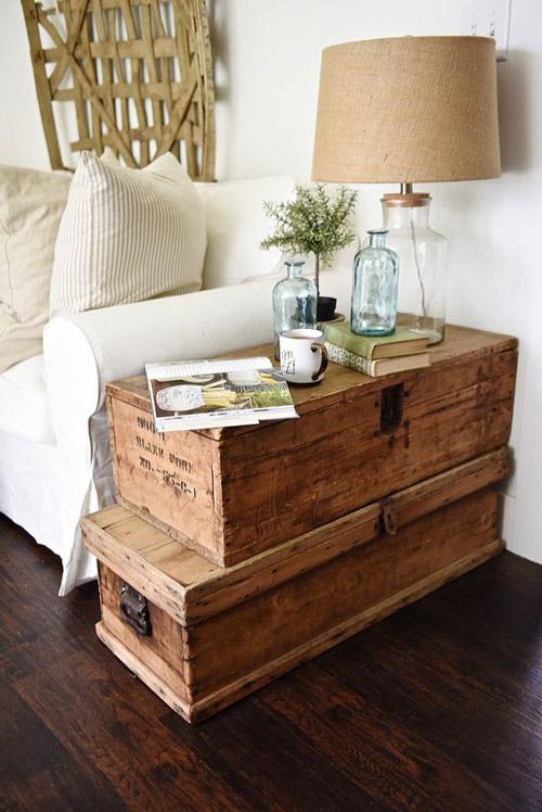 Cajas de madera para decorar las mejores ideas nomadbubbles - Cajas de vino para decorar ...