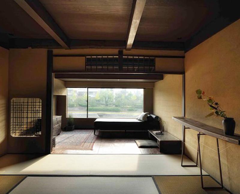 Sala de tatami en Japón