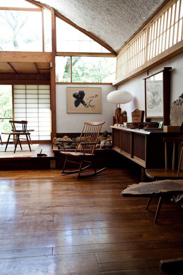 Decoración tradicional japonesa