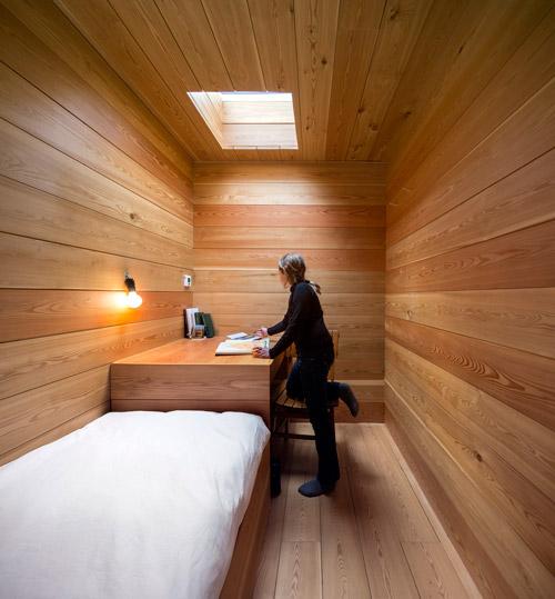 Muebles funcionales para aprovechar el espacio